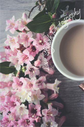 Pink Coffee